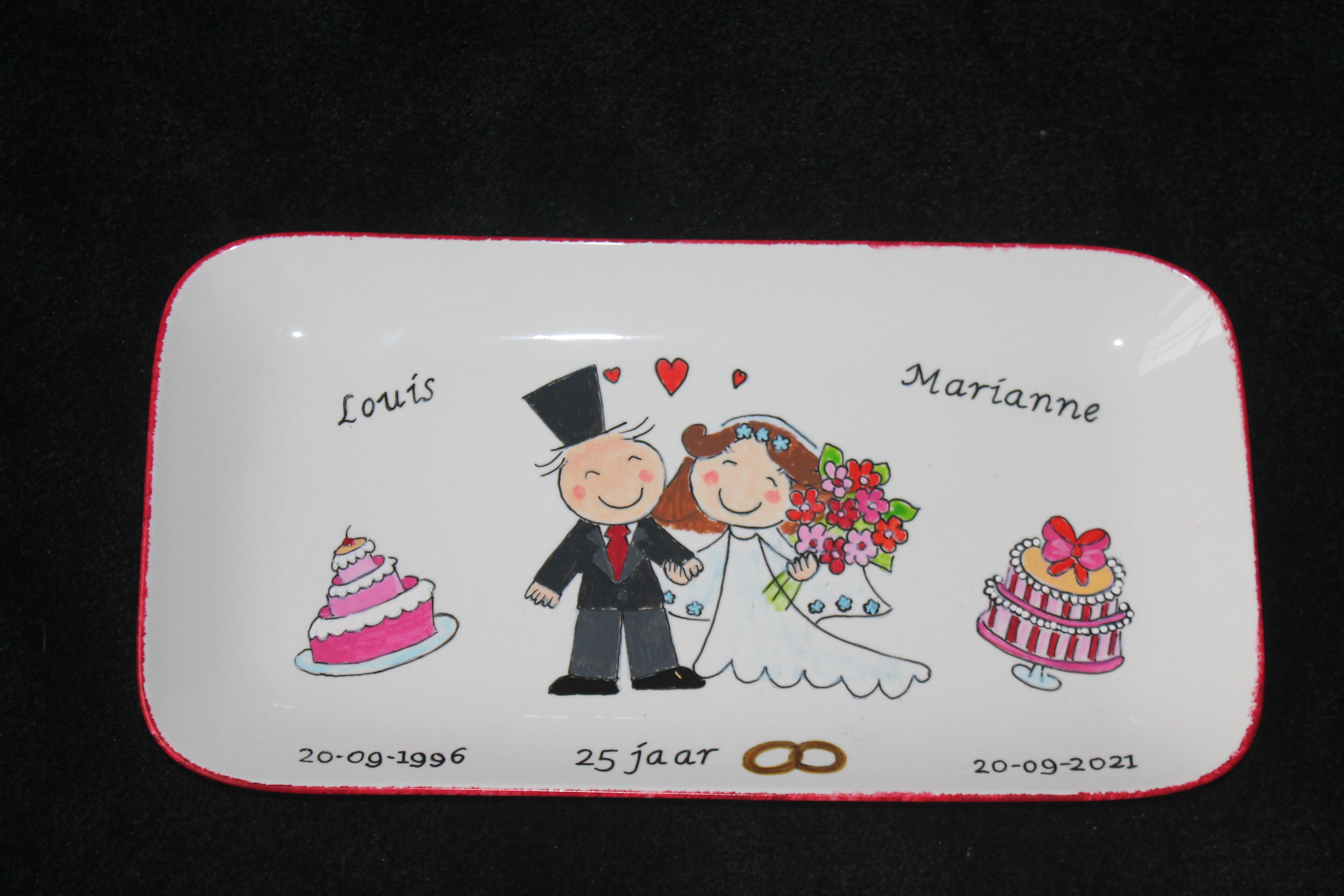 15 jaar getrouwd kado 12.5, 25, 40, 50 of 60 jaar getrouwd | Creatieve workshops  15 jaar getrouwd kado
