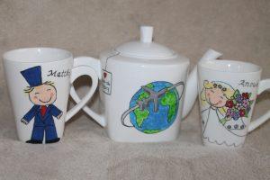 Origineel huwelijkscadeau