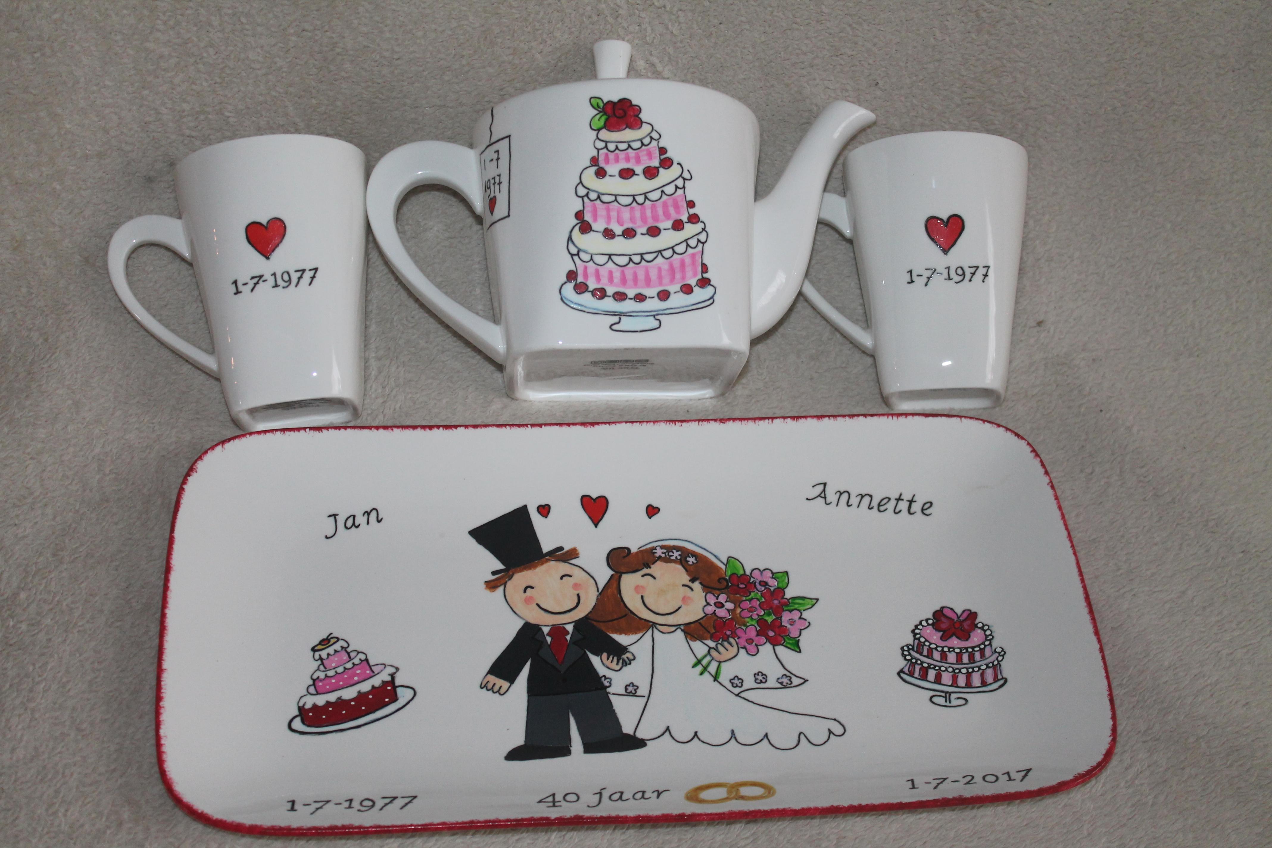 cadeau voor 25 jarig huwelijk ouders Kado Voor Ouders 40 Jaar Getrouwd   ARCHIDEV cadeau voor 25 jarig huwelijk ouders