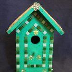 kinderfeest vogelhuisje