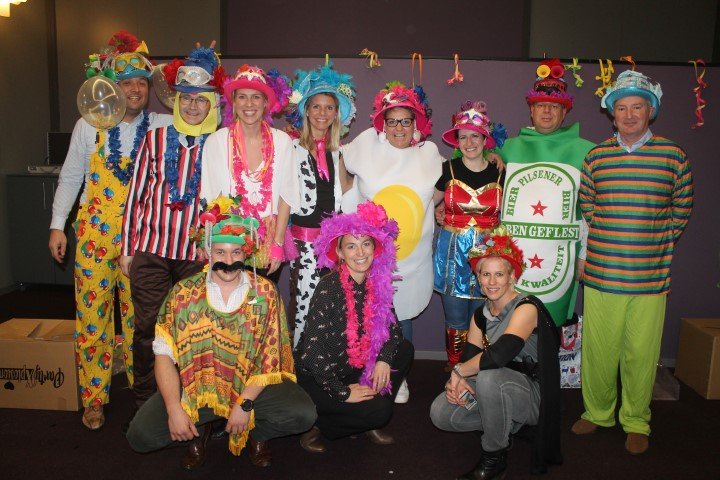 workshop carnaval