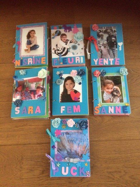 scrapboekje voor kinderen